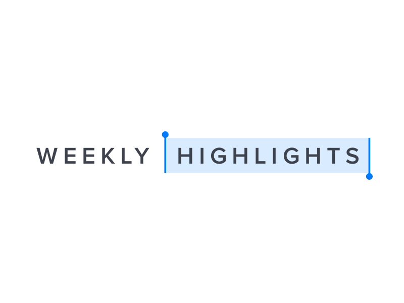 Weekly Highlights Logo